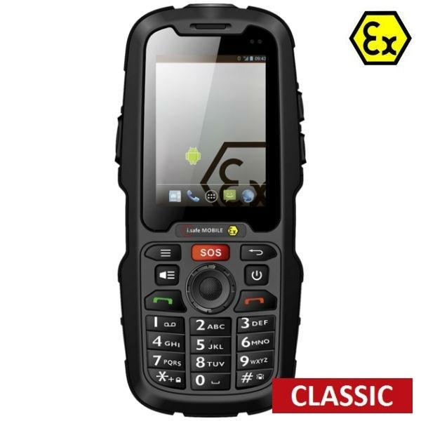 i.safe IS310.2 Atex sem câmara - Classic