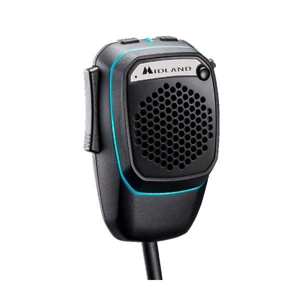 Midland Dual Mike - Microfone 4P