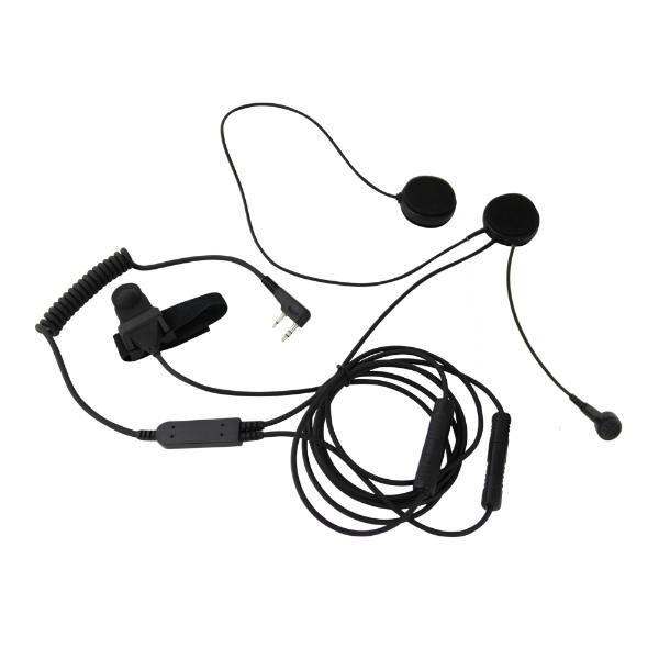 Kit micro-auricular Mitex Closed Face Helmet