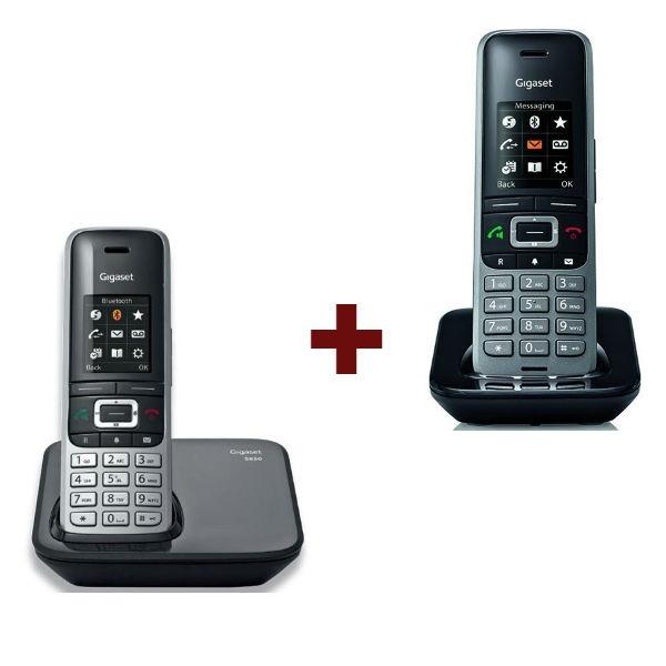 Telefone Gigaset S850 + terminal S650H