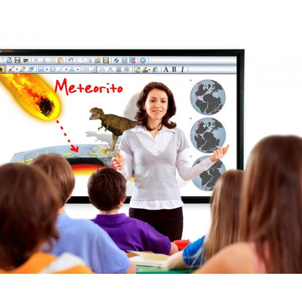 Ecrã multi-touch MultiClass 86""