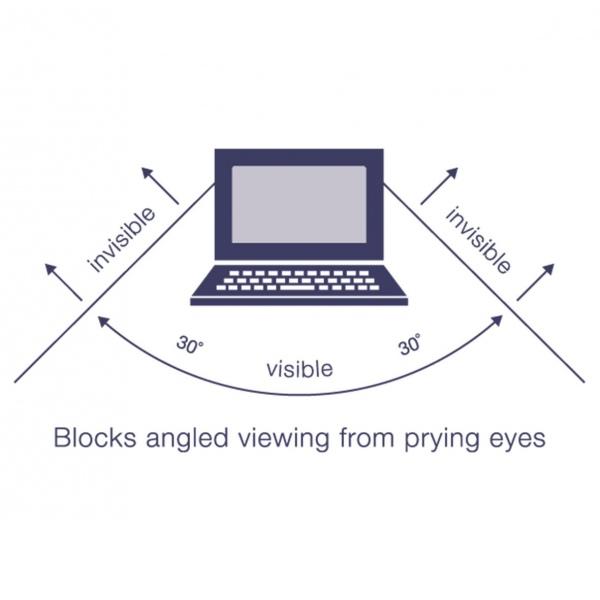 """Ecrã de privacidade para monitor de 18,5"""" a 27"""""""