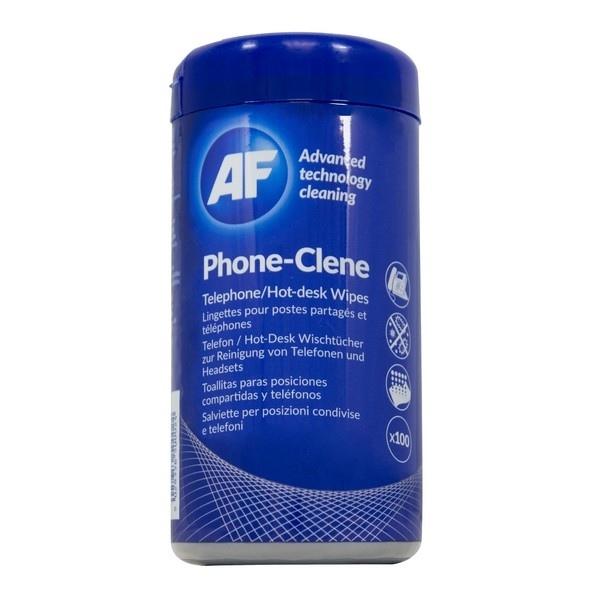 AF Toalhitas para limpar dispositivos eletrónicos