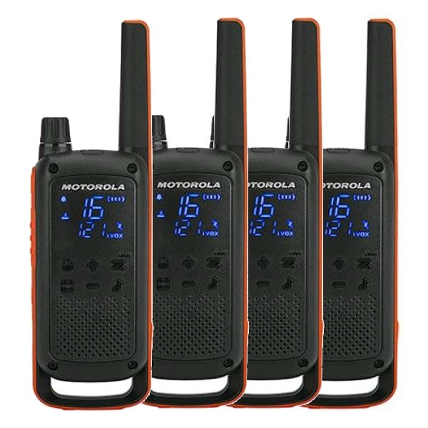Pack Quarteto Motorola TLKR T82