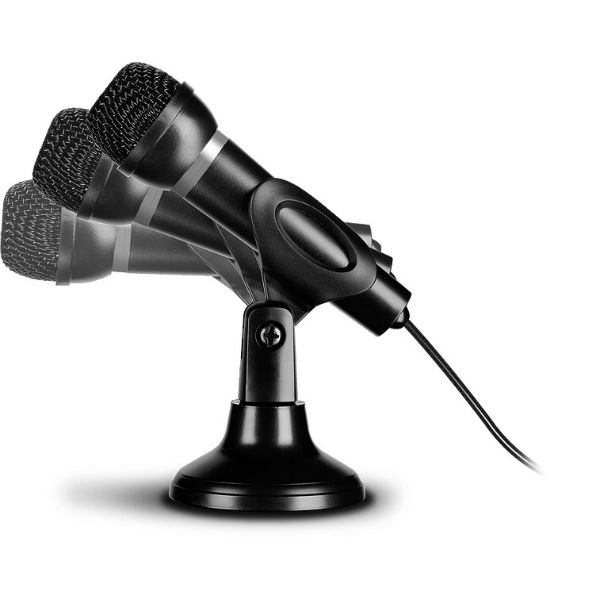 Microfone de mão USB Speedlink
