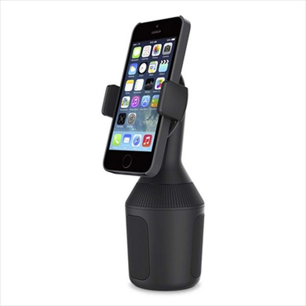 Suporte de Smartphones para o suporte dos copos do carro Belkin