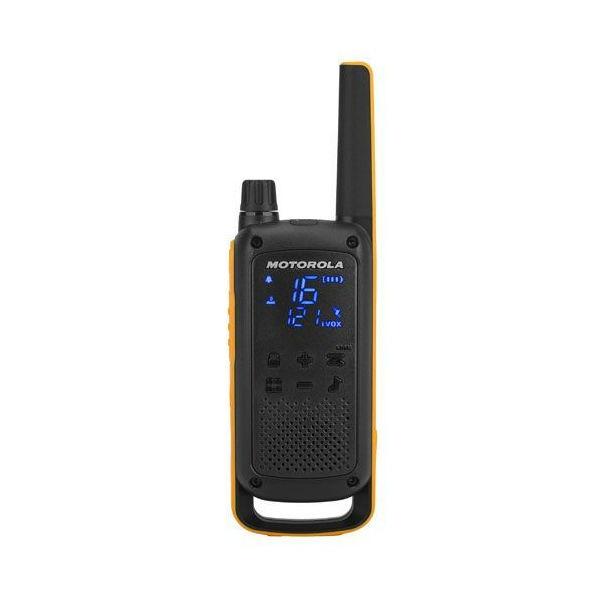 Motorola TLKR T82 Extreme Quad  - Walkie talkies