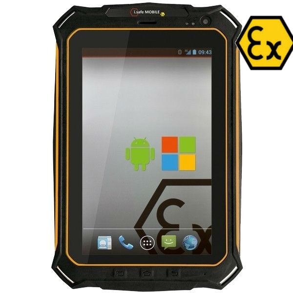 Tablet i.Safe IS910.1.NFC - ATEX