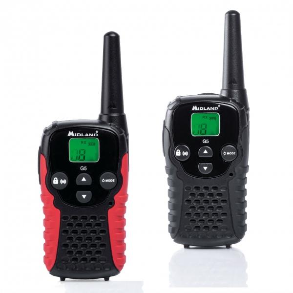 walkie talkies Midland G5 C