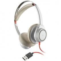 Plantronics Blackwire 7225 USB-A - Branco