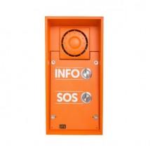 2N Helios IP Safety com 2 teclas e altavoz 10W