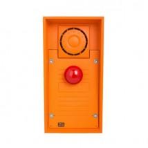 2N Helios IP Safety com 1 botão de emergência e altavoz 10W