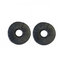 2 almofadas semi couro para OD HC 35 USB e Freemate DH037