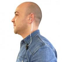 Micro-auricular para Kenwood PKT-23