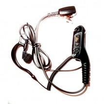 Micro-auricular para Motorola DP3000 e DP4000