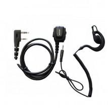 Micro-auricular Kenwood 2 pins + Auricular gancho