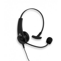 Auricular Komunica PGM-20 Series Monoaural com conexão Kenwood 2 Pins