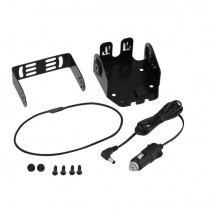 Suporte e carregador para veículo para Kenwood 3501/3401