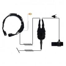 Auricular laringófono para TKLR