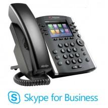Polycom VVX 400 MS - Skype for Business