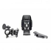 Clip de cintura e suporte para bicicleta para iSafe Challenger 2.0