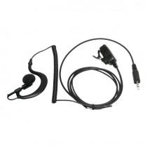 Micro-auricular Sari  para Kenwood PKT-23 - Bolsa