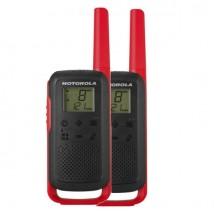 Par Motorola TLKR T62 - Vermelho