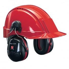 3M Peltor Optime III - Versão capacete