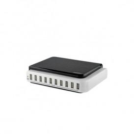 Estação de carga USB de 10 portas para Saveo Scan