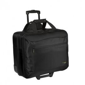 Targus CityGear mala para portáteis 43,9 cm (17.3'') Trolley case Preto