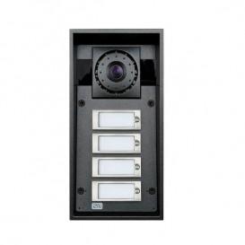 2N Helios IP Force com 4 teclas + câmara HD e altavoz 10W