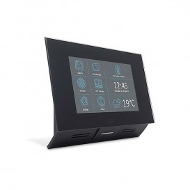 Intercomunicador 2N Indoor Touch com WiFi - Preto