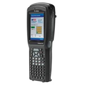 """Zebra WAP4 LONG ALPHA NUM EN 2D IMG 802.11 A/B/G/N GRIP 4400 MAH computador móvel 9,4 cm (3.7"""") 640 x 480 pixels Ecrã táctil 526 g Preto"""