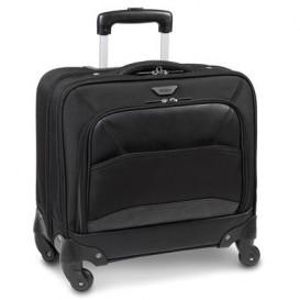Targus Mobile VIP 15.6'' Roller mala para portáteis 39,6 cm (15.6'') Trolley case Preto