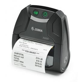 Zebra ZQ320 impressora de etiquetas Acionamento térmico direto 203 x 203 DPI