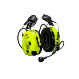 Peltor WS ProTac XPI com LFX2 - versão capacete