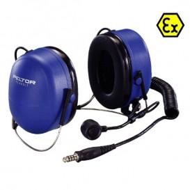 3M Peltor ATEX c/micro J11 33 dB - Contorno nuca