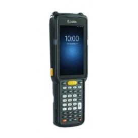 "Zebra MC3300 computador móvel 10,2 cm (4"") 800 x 480 pixels Ecrã táctil 505 g Preto"