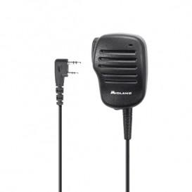 Midland BA22: Microfone altavoz 2 pin Kenwood