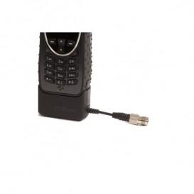 Adaptador de antena e USB Iridium 9575