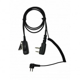 Adaptador de audio para Walkie Peltor J22
