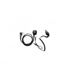 Auricular contorno de orelha para Midland 2 Pins