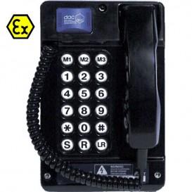 Atex Telefone anti-explosões, Standard IP66