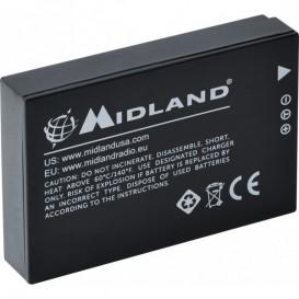 Bateria para Câmara Midland XTC 400