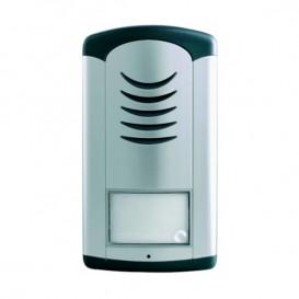 Beedoor IP com 1 tecla, câmara de vídeo e teclado numérico