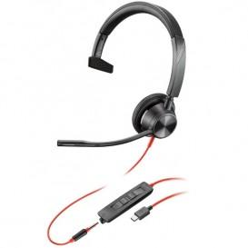 Plantronics Blackwire 3315 USB-C + Jack 3,5