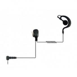 Auricular de gancho para Motorola GP340