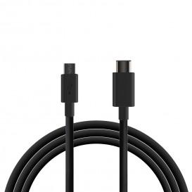 Cabo de dados KSIX USB Tipo C - Micro USB 2.0 1m