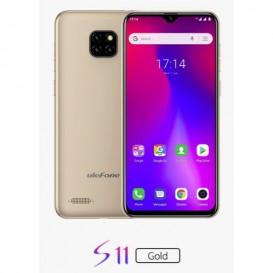 Smartphone Ulefone S11 Dourado