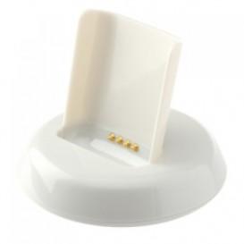 Carregador base para Spectralink series 77 com porta USB & AC Power